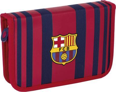 Пенал без наполнения, 1BW2 FC-186 Barcelona Barca Fan 6