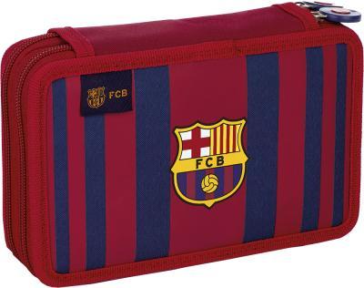 Пенал двойной 2BW FC-188 Barcelona Barca Fan 6